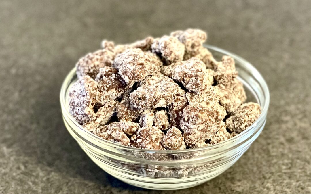 Keto Low Carb Muddy Buddies
